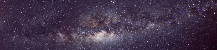 milky way seen from farm lichtenstein, Namibia